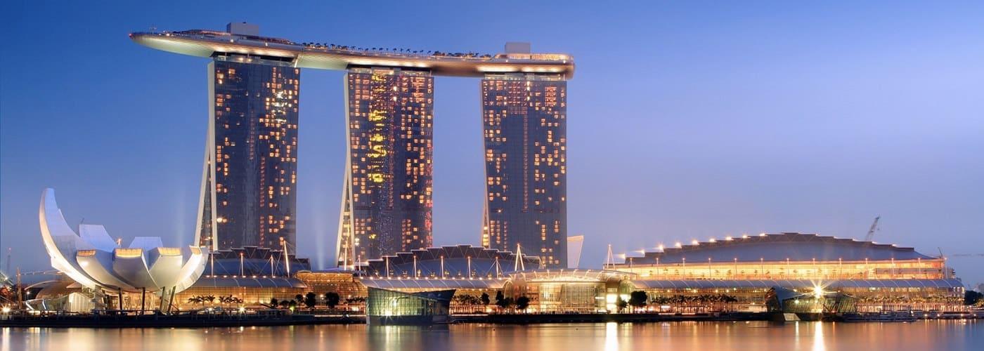 注册新加坡公司,请找新加坡福智霖
