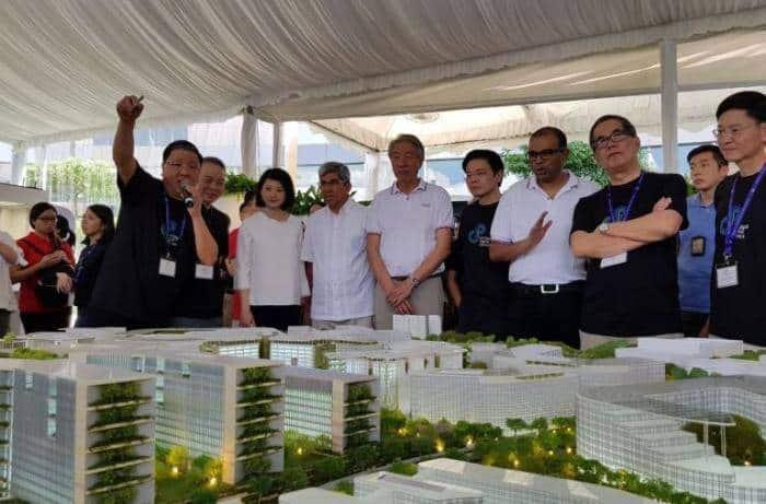 科技数码!新加坡榜鹅北区将发展成数码与网安重镇~