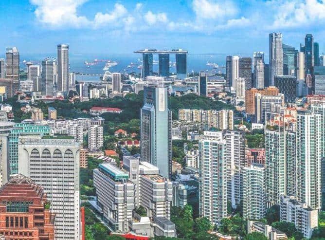 新加坡租金市场怎么样?一起来看看:)