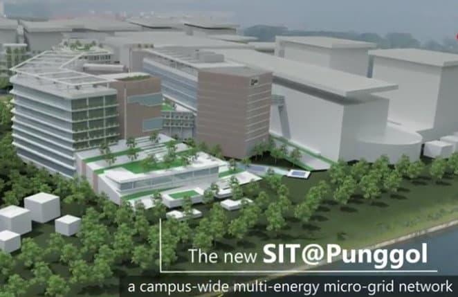 新加坡理工大学和新能源签署协议,共推微电网发展!