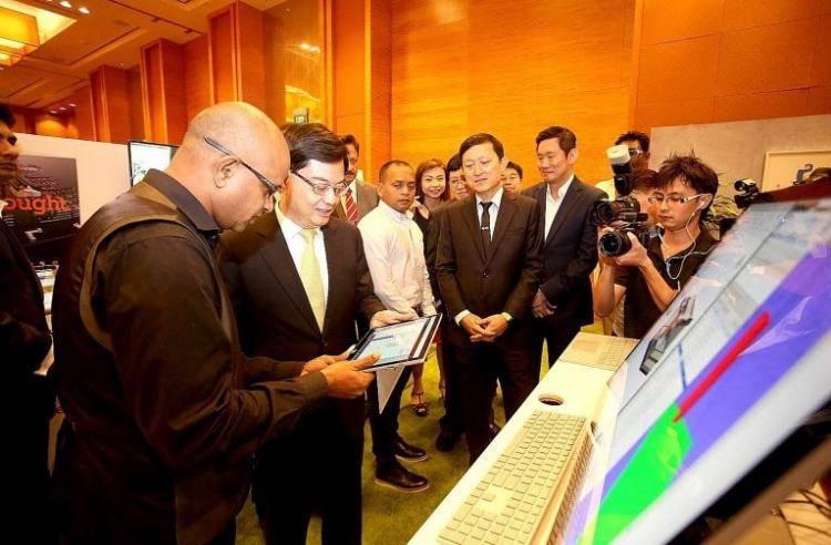 新加坡部长王瑞杰:亚细安预计将成为全球第四大经济体 !