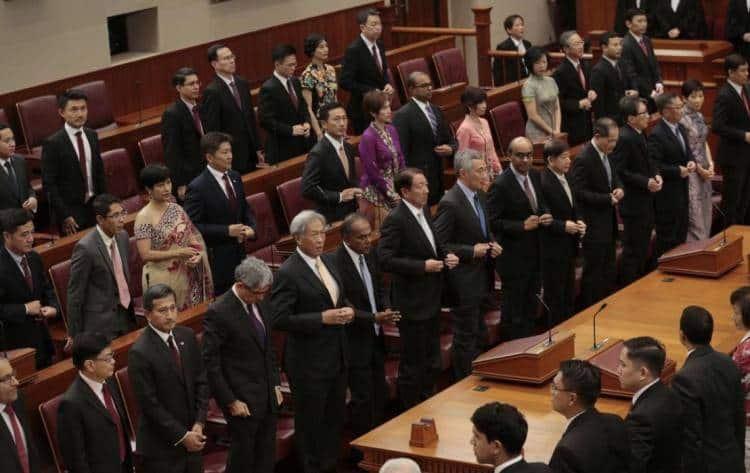 新加坡政治家王瑞杰:第四代领导, 将继续推进新中关系!