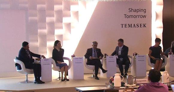 新加坡淡马锡控股投资组合净值创新高,达3080亿新币