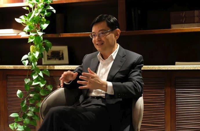 新加坡有能力支持区域的发展,包括基础设施和企业融资!