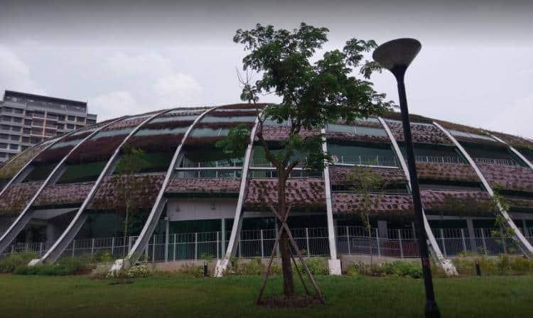 新加坡本地首家位于公园内大型托儿所开幕啦!